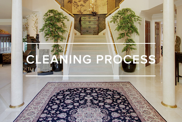 8 Step Cleaning Process