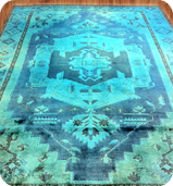 Royal Dye Washed Rug