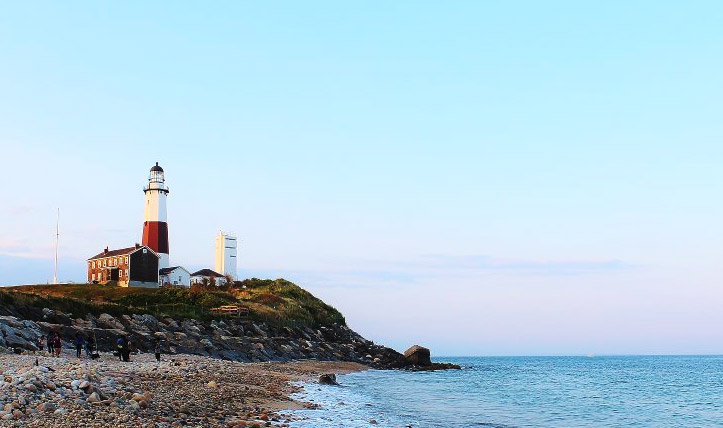 Montauk Point Lighthouse, Long Island NY
