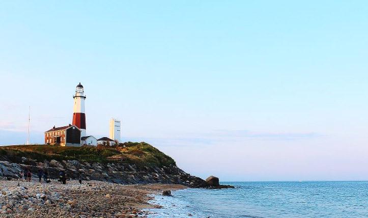Montauk Point Lighthouse, Long Island NY
